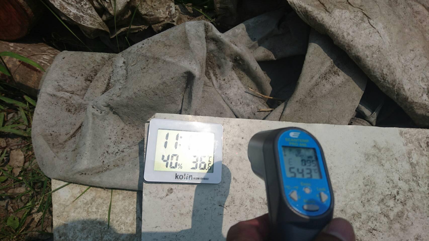 台灣林邊貨櫃屋使用CGF7600A水性抗污隔熱防水漆前