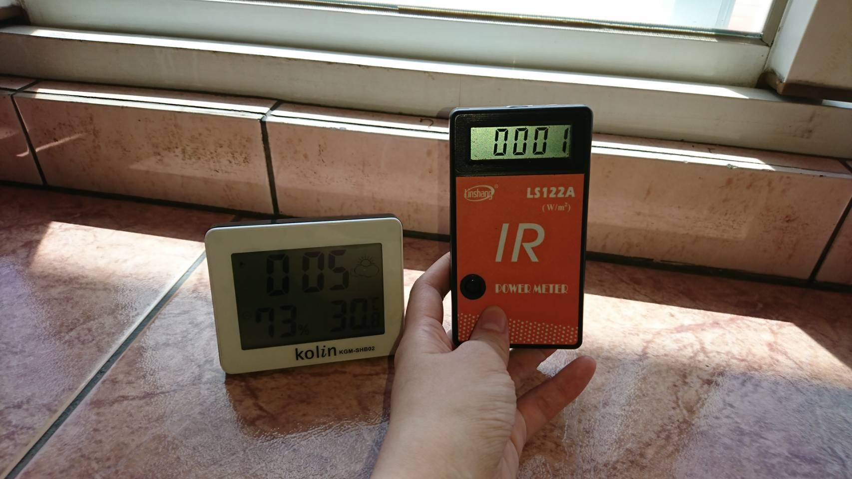 高雄左營住宅使用IMT70高透光節能膜施工後,有效隔熱保溫